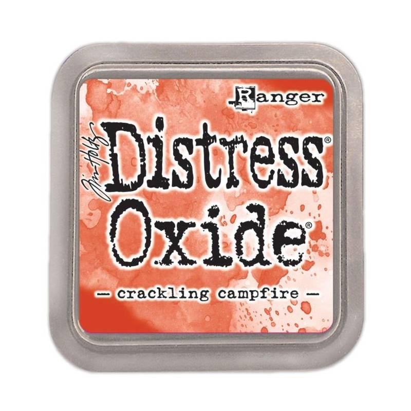 Encreur Distress Oxide - Crackling campfire