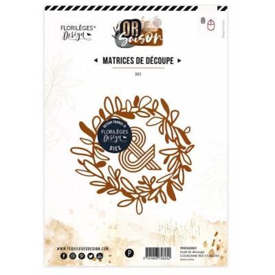 Dies - Florilèges - Or Saison - Couronne des 4 saisons