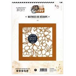 Die - Florilèges - Or Saison - Fenêtre florale