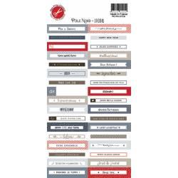 Stickers - Mes P'tits Ciseaux - Collection Pôle Nord