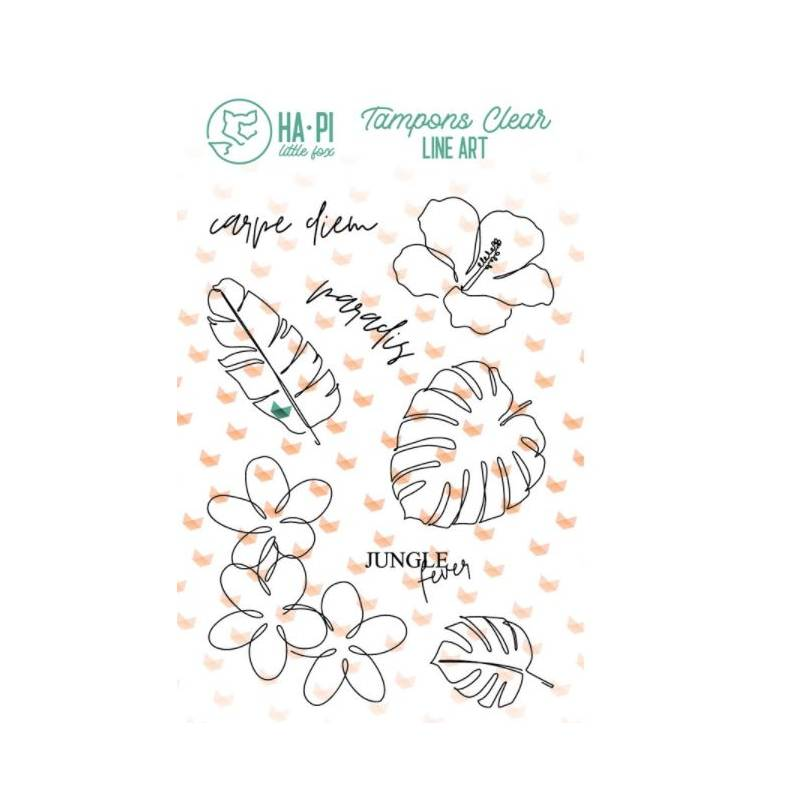 Tampons clear - HA.PI Little Fox - Paradis