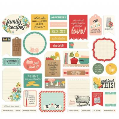 Die Cuts - Simple Stories -