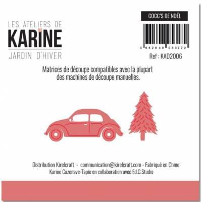 Die - Collection Jardin d'Hiver - Cocc's de Noël