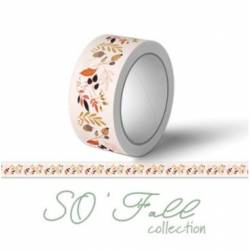 Masking Tape - So'Fall - Les feuillages