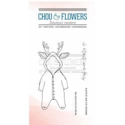 Tampons Clear - Chou & Flowers - Pyjama