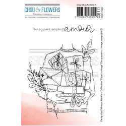 Tampons EZ - Chou & Flowers -