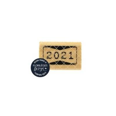 Tampon bois - Florilèges - 2021