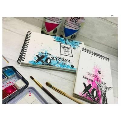 Art Journal par Christelle Bille - Tuto