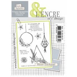 Tampons L'Encre & l'Image - Hiver Enchanté