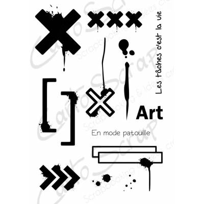 Boîte Créative - CartoScrap - Freestyle