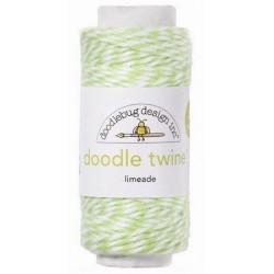 Doodle Twine - Limeade (20 yd)