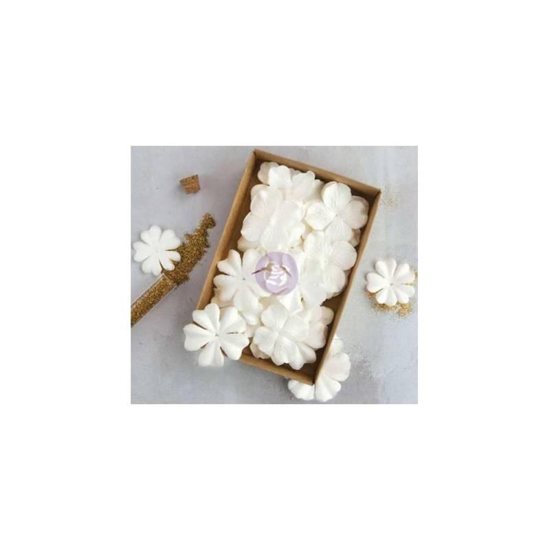 Prima Flowers - Fleurs Mulberry - Purity Glitter
