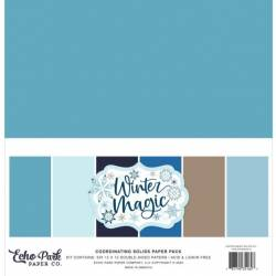 Pack 30x30 - Echo Park - Winter Magic - Unis