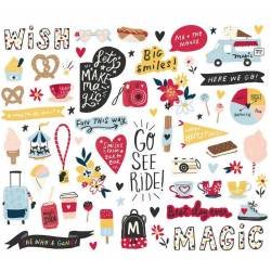 Die Cuts - Simple Stories - Say Cheee Main Street
