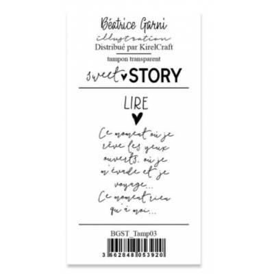 Tampons Béatrice Garni - Sweet Story 3