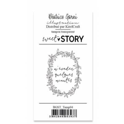 Tampons Béatrice Garni - Sweet Story 4
