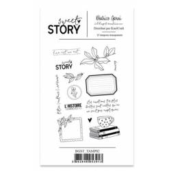 Tampons Béatrice Garni - Sweet Story 2
