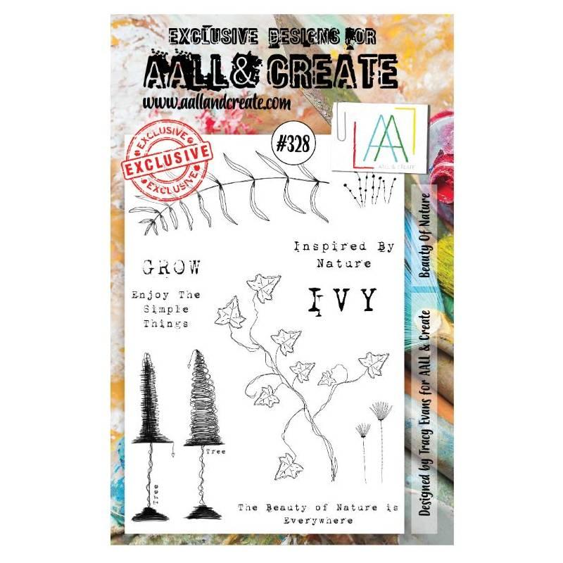 AALL & Create Stamp - 328 - Croissance