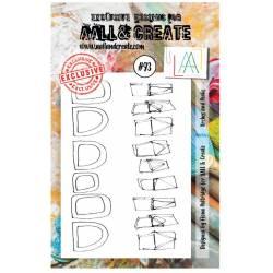 AALL & Create Stamp - 93 - Bordures