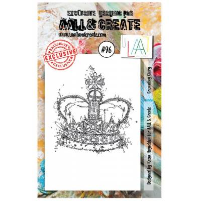 AALL & Create Stamp - 96 - Couronne