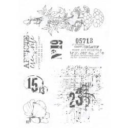 Tampons CartoScrap - Carnet Créatif