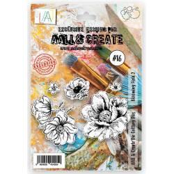 Die AALL& CREATE - 15 - Cœurs de fleurs