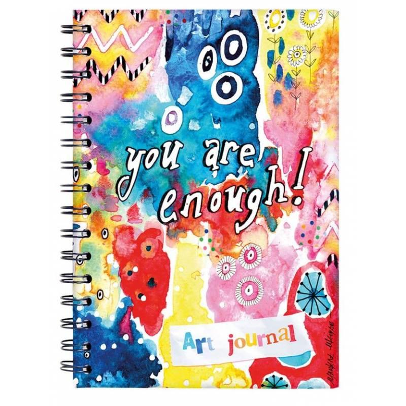 Art Journal - Studio Light - You're enough A5
