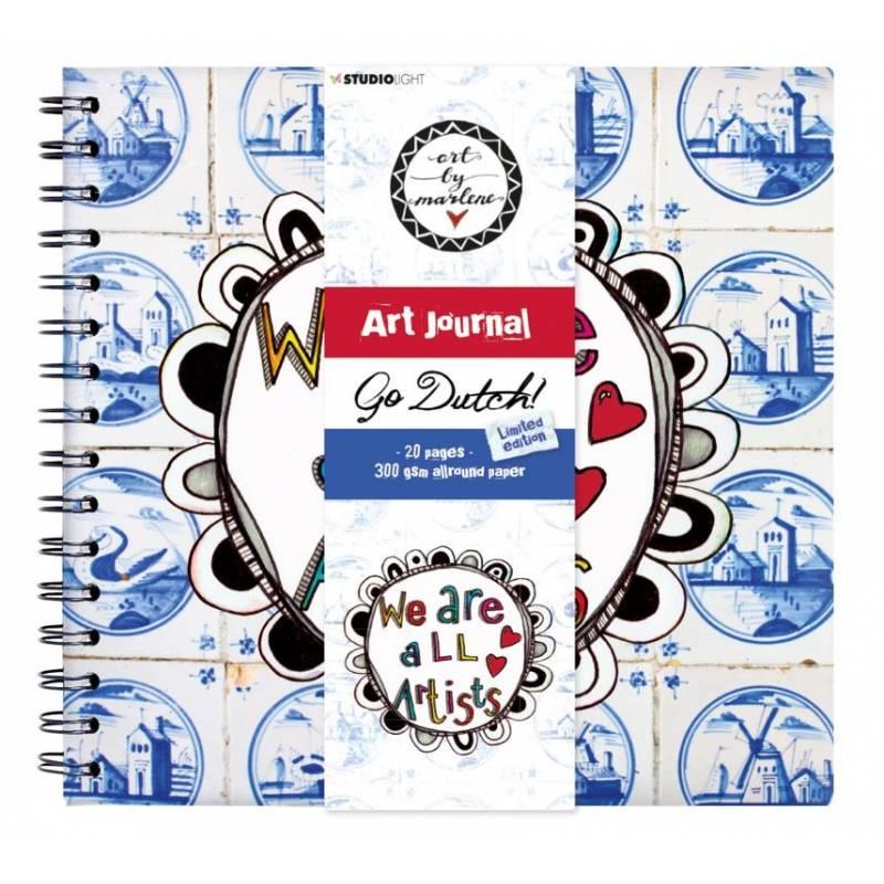 Art Journal - Studio Light - We are all Artists