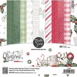 ModaScrap - Paper Pack 15.2x15.2 - Noël Style italien