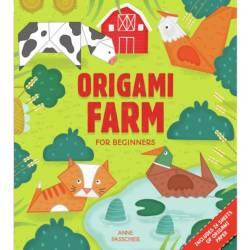 Origami débutant - animaux de la ferme