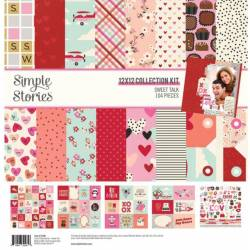 Pack 30x30 - Simple Stories - Sweet Talk