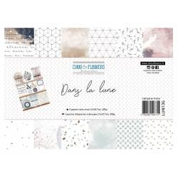 Pack Papier A4 - Chou & Flowers -