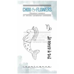 Tampons Clear - Chou & Flowers - Doudou Capricorne