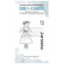 Tampons Clear - Chou & Flowers - Doudou Vierge