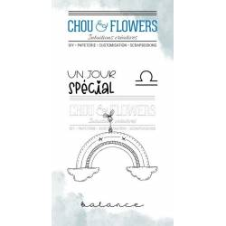 Tampons Clear - Chou & Flowers - Doudou Balance