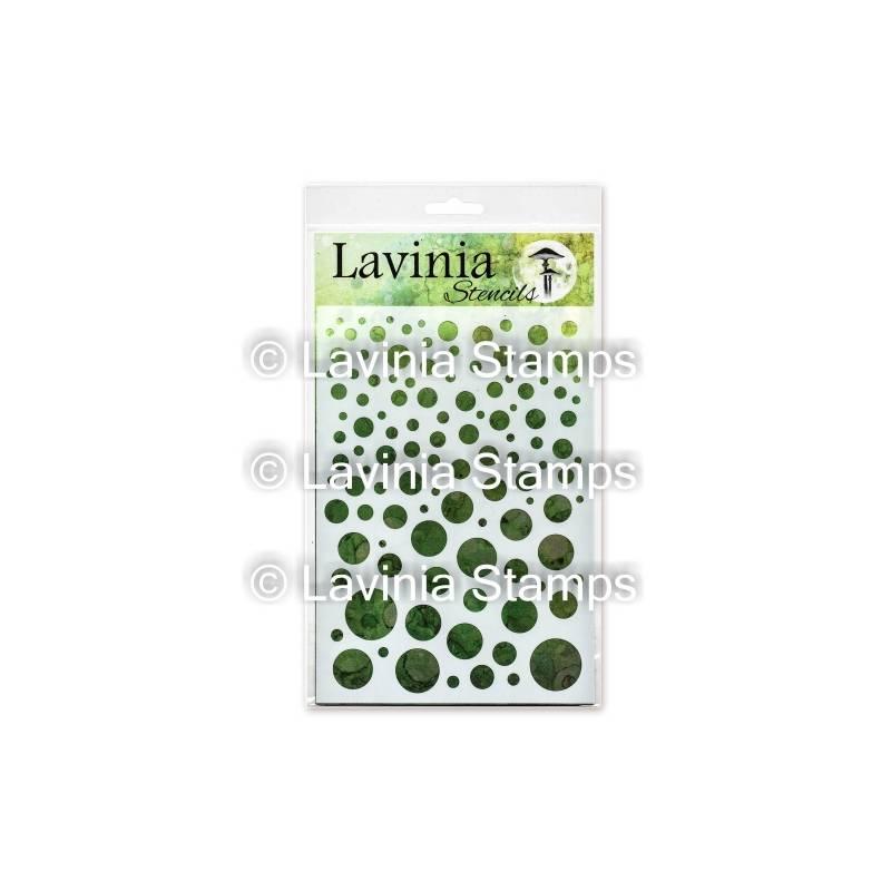Pochoir - Lavinia - White Orbs