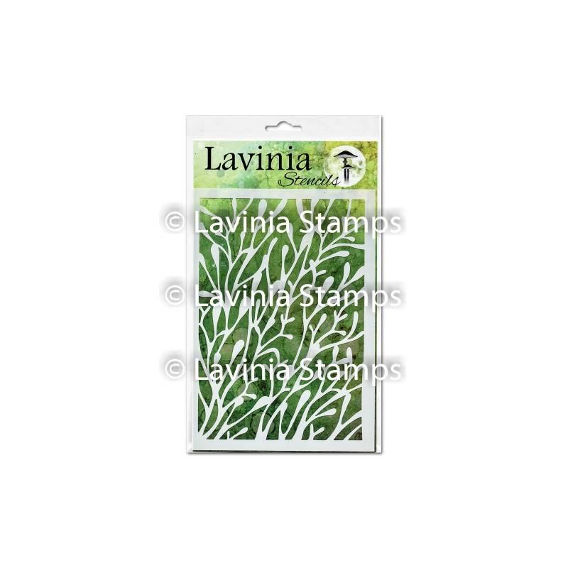 Pochoir - Lavinia - Coral