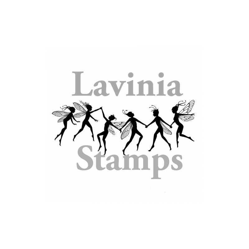 Tampon Clear - Lavinia - Fairy Chain (Large)