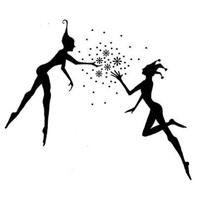Tampon Clear - Lavinia - Fairy Couple