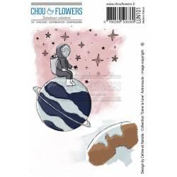 Tampons EZ - Chou & Flowers - Astronaute