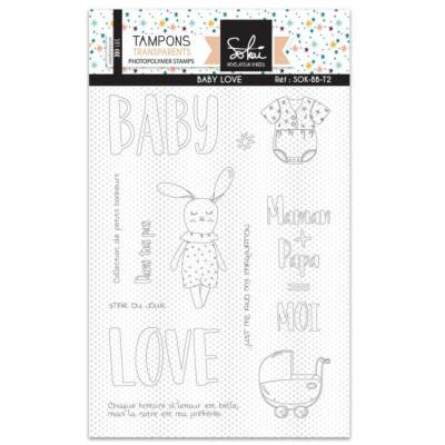 Tampons clear - SO'BB - Baby Love