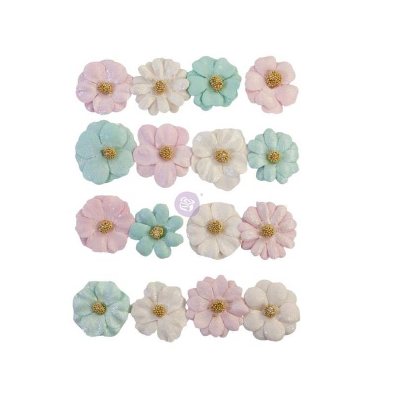 Prima Flowers - Fleurs Mulberry -  Little kisses with love