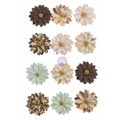 Prima Flowers - Fleurs Mulberry - Brown Valley/Golden Desert