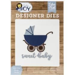 Dies - Echo Park - Sweet baby Stroller - Landau