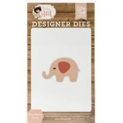 Dies - Echo Park - Baby Elephant - Doudou Elephant