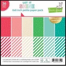 Pack Papier 15.2 x 15.2 - Lawn fawn
