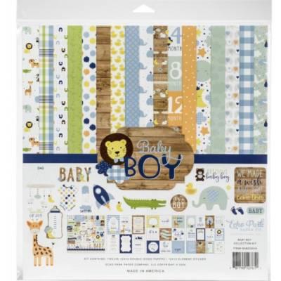 Pack 30x30 - Echo Park - Baby Boy
