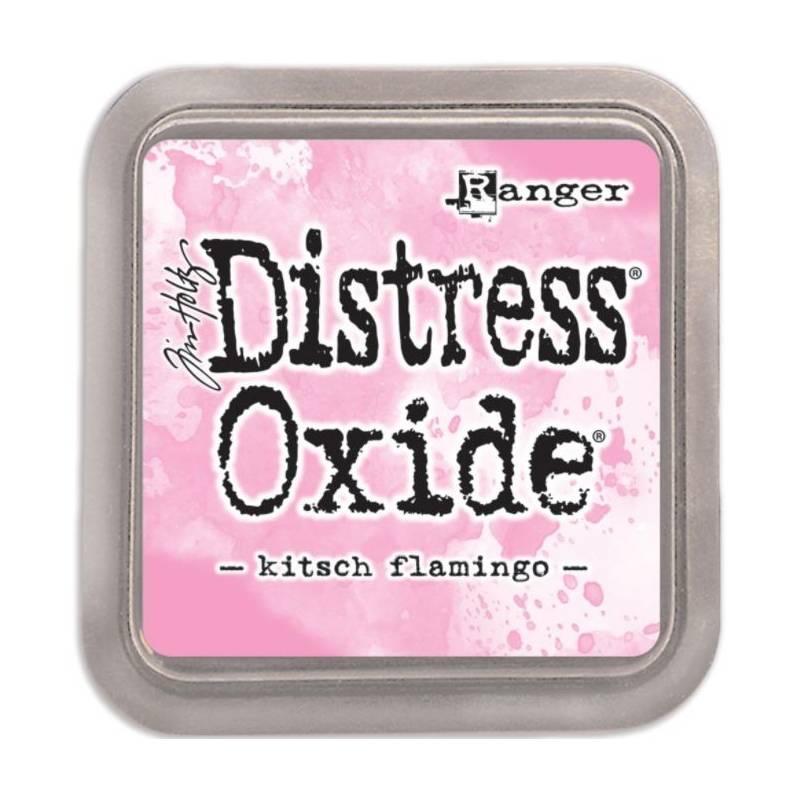Encreur Distress Oxide - Kitsch flamingo