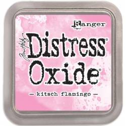 Encreur Distress Oxide - Kitsch flamingo