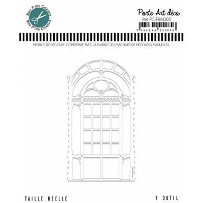 Dies - Mes Ptits Ciseaux - Porte Art Déco